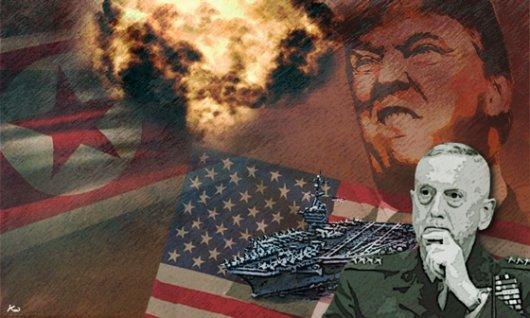미군 수뇌부 방한, '대북 군사조치' 준비
