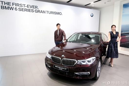 [사진]BMW 뉴 6시리즈 그란 투리스모, 비즈니스와 레저 모두 만족