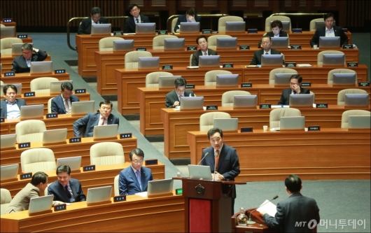 [사진]'경제분야' 국회 대정부질의