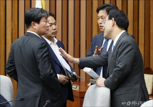 [사진]김명수 인준 난항...국민의당 선택은?