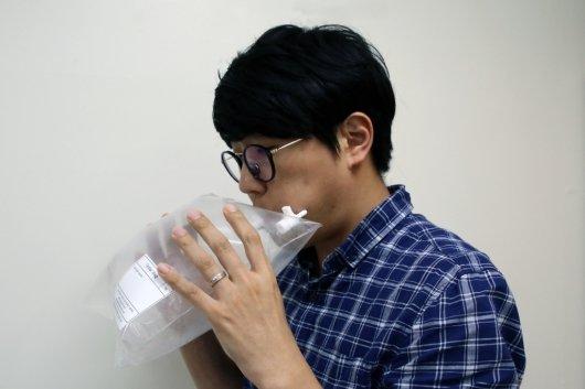 '숨만 쉬어도' 되는 폐암 검사법 국내 개발