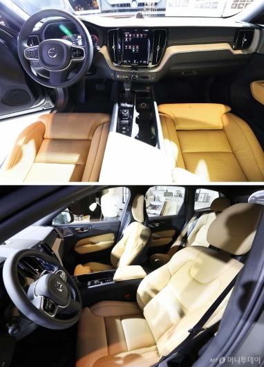 [사진]볼보 더 뉴 XC60 세련된 디자인