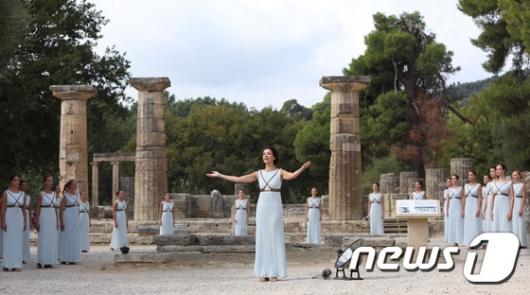 [사진]'평창 동계올림픽 성공을 기원합니다'