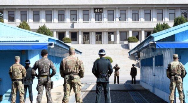 """합참 """"귀순 북한군 1명 총상… 교전 없었고, 의식 찾았다"""""""