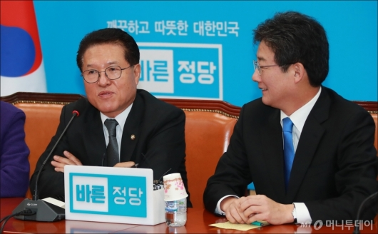 [사진]정운천 '1년만에 세번째 최고위원 선출'