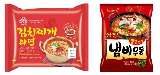 오뚜기 '김치찌개 라면' 코스트코서 독점?