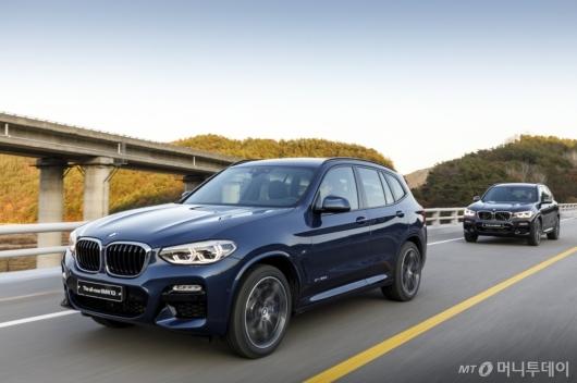 [시승기]BMW '뉴 X3' SUV가 아니라 SAV다