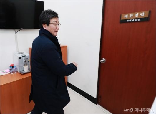 [사진]남경필 만나러 온 유승민 대표