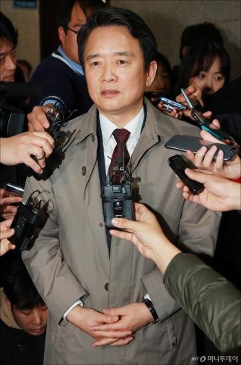 [사진]남경필, 오늘 바른정당 탈당계 제출...한국당행 미정