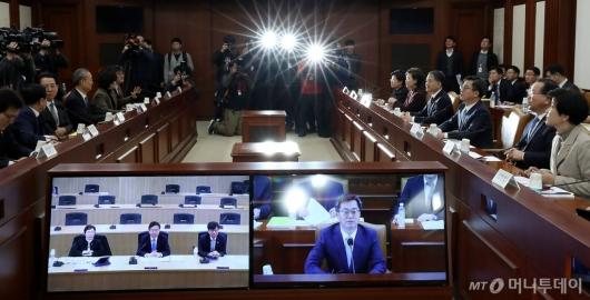 [사진]새해 첫 경제관계장관회의