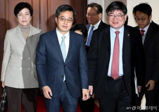 [사진]2018년 첫 경제관계장관회의