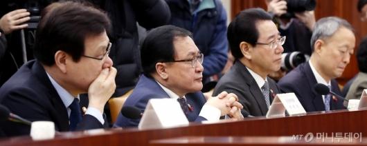 [사진]2018 첫 경제관계장관회의