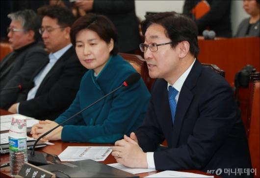 [사진]사개특위 민주당 간사로 선임된 박범계 의원