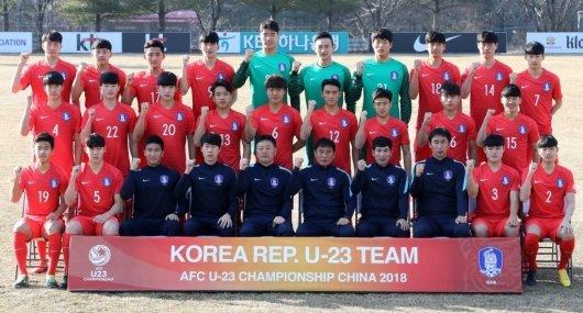 'U-23' 말레이시아 꺾고 4강 진출