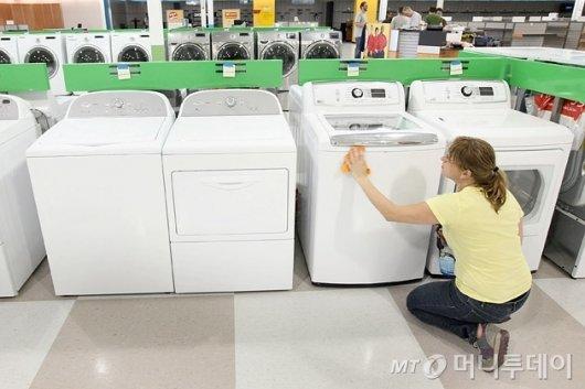 삼성·LG 세탁기에 최대 50% 관세