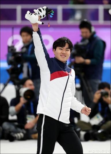 [사진]김민석, '아시아 최조 동메달 땄어요'