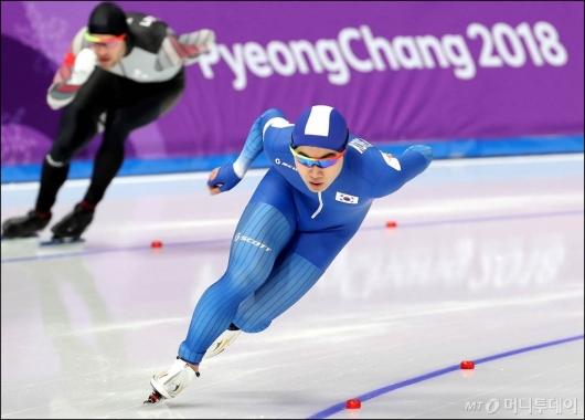 [사진]역주하는 김민석