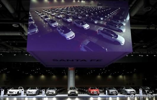 [사진]신형 싼타페, SUV의 新 혁명