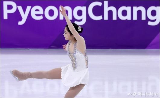 [사진]김하늘, '꿈의 무대 올림픽'