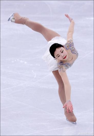 [사진]김하늘, '개인 최고점 기록'