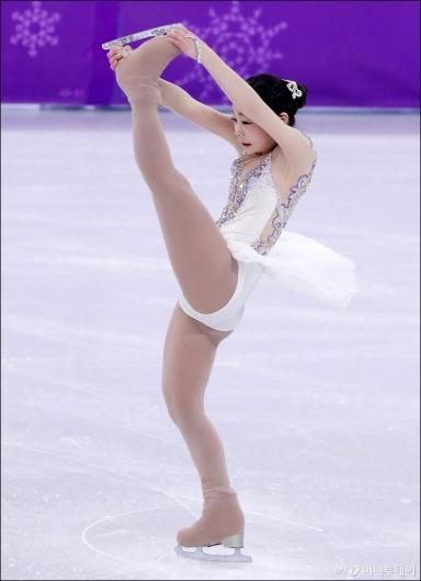 [사진]김하늘, '최선을 다해'