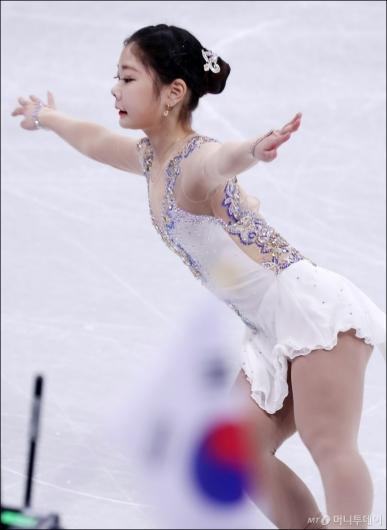[사진]올림픽 무대 선 대한민국 김하늘