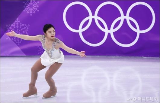 [사진]평창동계올림픽 출전한 김하늘
