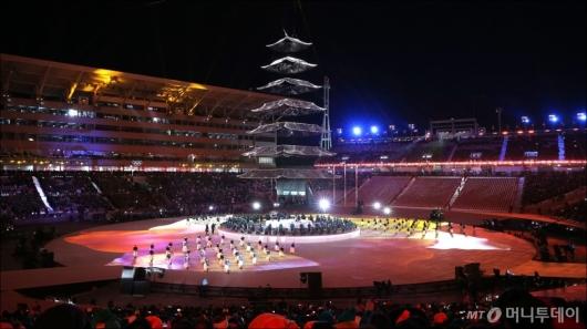 [사진]평창동계올림픽 폐막