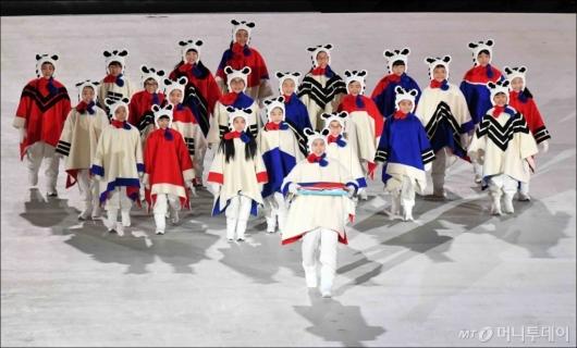 [사진]평창동계올림픽 폐막식