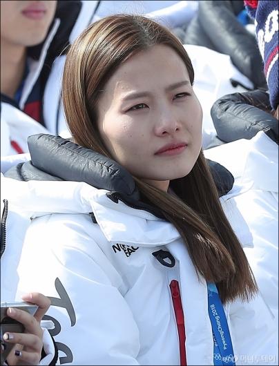 [사진]안경 안 쓴 '안경선배' 김은정