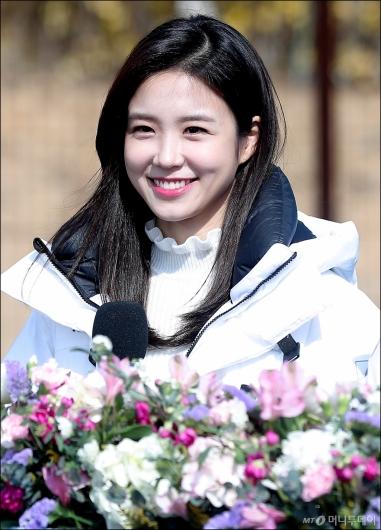 [사진]장예원 아나, '꽃보다 미모'