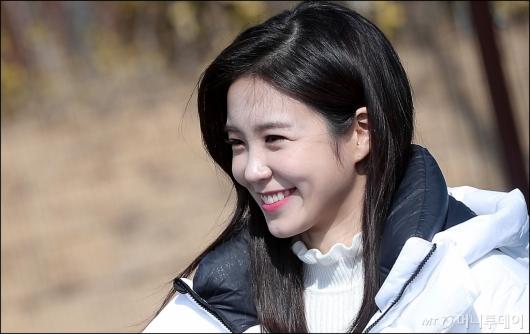 [사진]미소 짓는 장예원 아나운서