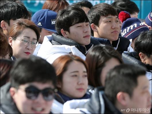 [사진]아직 좀 피곤한 윤성빈