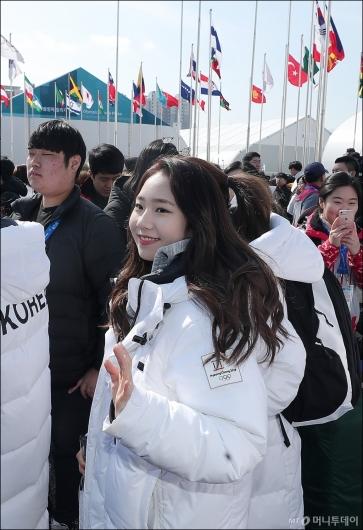 [사진]최다빈, '다음 올림픽에 만나요'