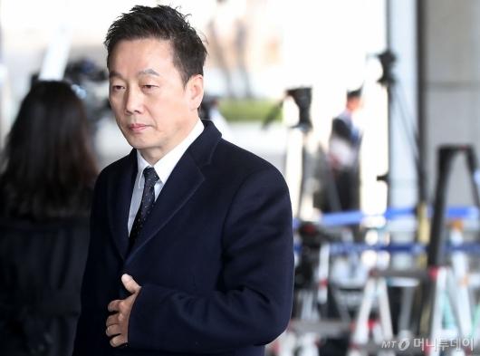 [사진]정봉주, 성추행 의혹 보도 기자들 검찰에 고소