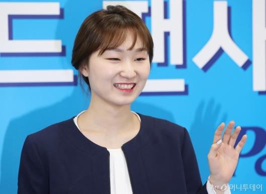 [사진]최민정, 쇼트트랙 여제의 미소