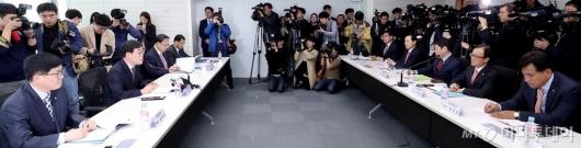 [사진]저축은행 최고경영자 간담회