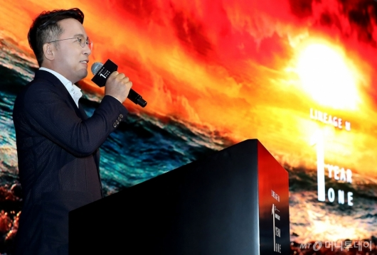 [사진]엔씨, 새로운 '리니지M' 글로벌 IP로 키운다
