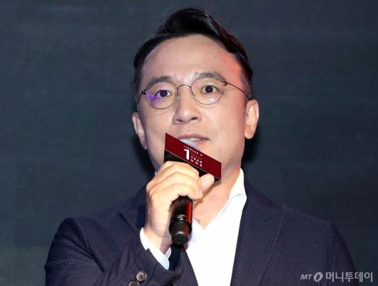 [사진]김택진 대표, 'PC 리니지와 차별화 선언'