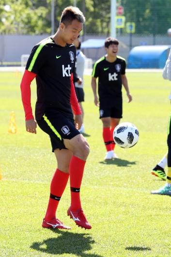 [사진]김신욱, '가볍게'