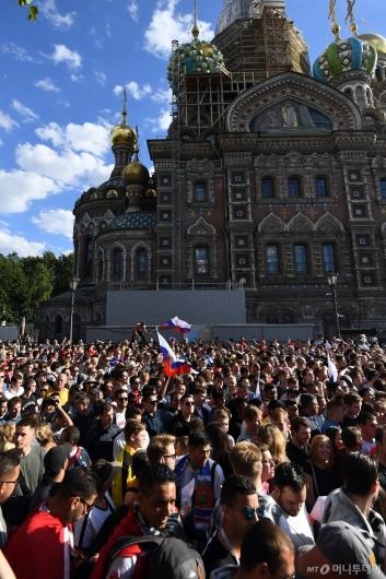[사진]시작된 세계인의 축구 축제