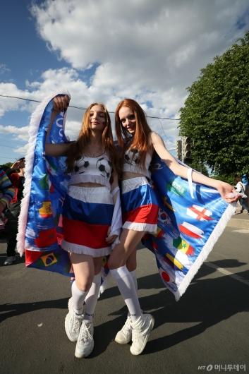 [사진]세계의 축제 '2018 러시아 월드컵'