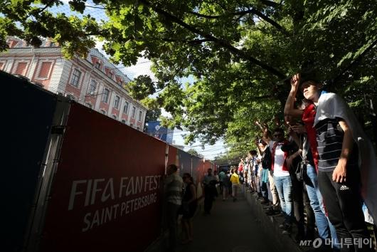 [사진]월드컵 열기