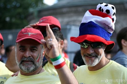 [사진]함께 즐기는 세계인의 축구 축제