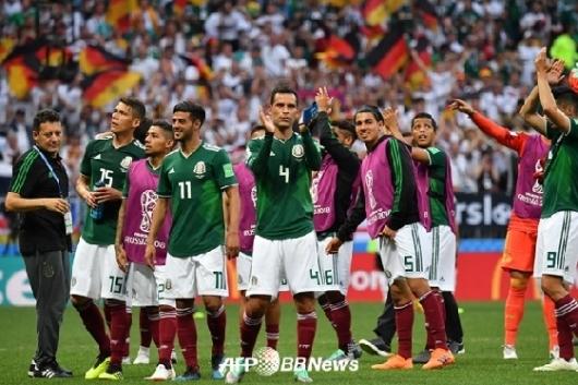 [월드컵] FIFA가 분석한 멕시코 상승세 원인.. '멘탈 코치'