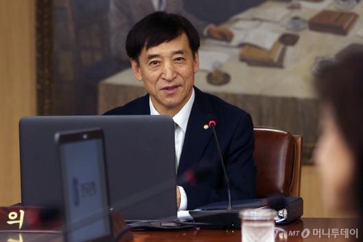 [사진]발언하는 이주열 총재