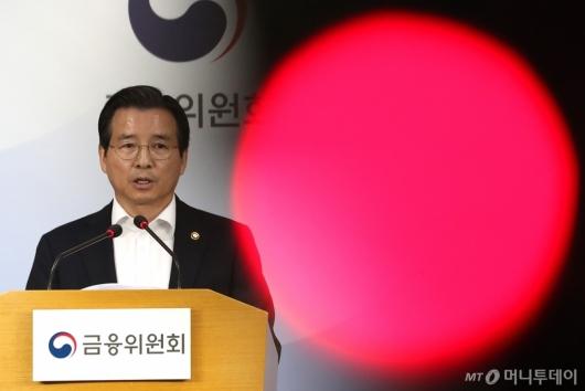 [사진]증선위, 삼성바이오로직스, 고의 공시 누락 결론