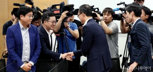 [사진]김동연 부총리, 기업인들과 만남