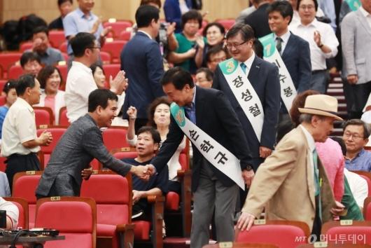 [사진]바른미래당 당대표·최고위원 후보 정견발표
