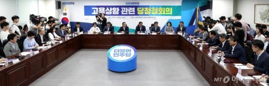 [사진]고용상황 관련 당정청회의